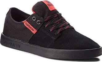 Supra Sneakers SUPRA - Stacks II 08183-012-M Black Risk Red  dbbf217c8ee