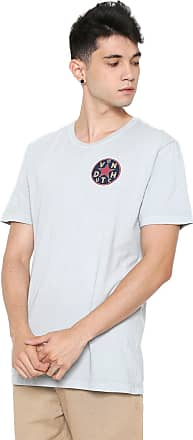Von Dutch Camiseta Von Dutch Garage Cinza