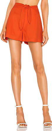Joie Carden Short in Orange