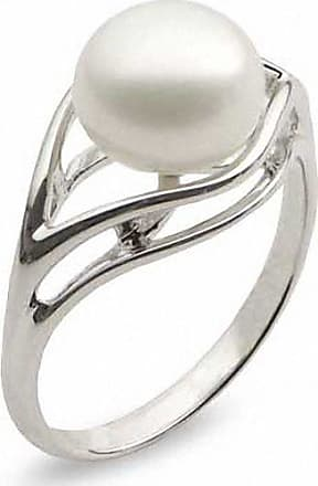 Zales 9.0 - 9.5mm Cultured Freshwater Pearl Ring in Sterling Silver