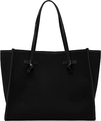 Gianni Chiarini marcella medium black shoulder bag