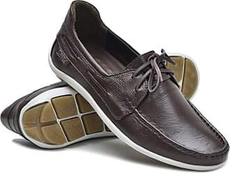 Di Lopes Shoes Mocassim Tom Flay 100% Couro (41, Preto)