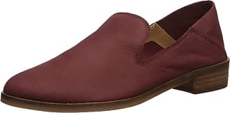Lucky Brand Womens Cahill Loafer Flat, Zinfandel, 7.5 W US