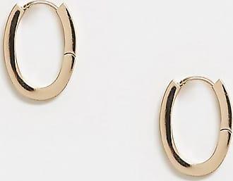 Liars & Lovers Orecchini a cerchio piccoli e semplici oro