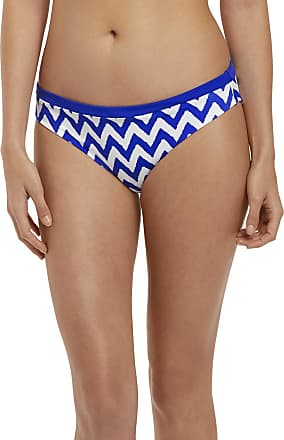Freya Womens Making Waves Bikini Brief, XL, Cobalt