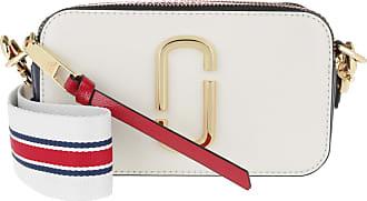 Marc Jacobs Cross Body Bags - Snapshot Crossbody Bag Coconut/Multi - grey - Cross Body Bags for ladies