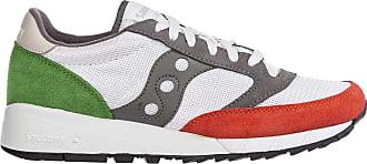 Saucony Men Jazz 91 Sneakers White/red/Green 9 UK