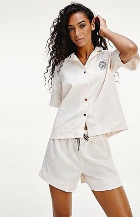 Tommy Hilfiger Pyjama-Set mit Shorts und Hemd