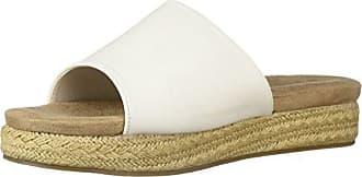 d7199f64c9e4d Madden Girl Womens ELTIE Slide Sandal White Paris 10 M US