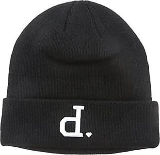 Diamond Supply Company Mens Un Polo Beanie, Black, One-Size