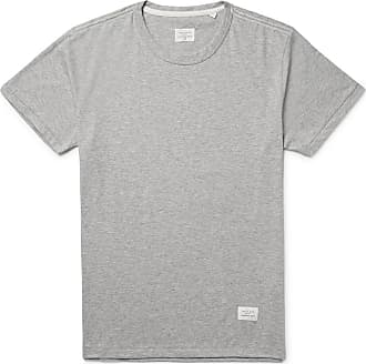 Rag & Bone Standard Issue Cotton-jersey T-shirt - Gray
