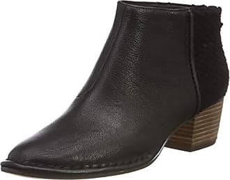 9107aee5 Clarks Spiced Ruby, Botines para Mujer, Negro (Black Combi Leather-),