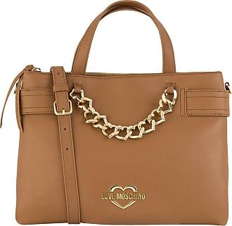 Love Moschino Handtasche - HELLBRAUN