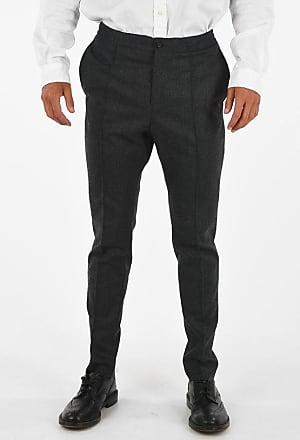 Ermenegildo Zegna ZZEGNA Twill Drawstring Pants size 46