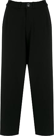 Uma Serafina cropped trousers - Black