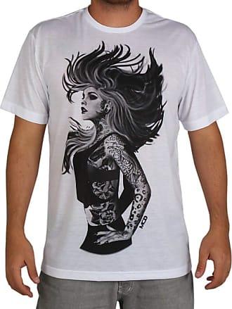 MCD Camiseta Regular Mcd Moviment - Branca - GG