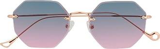 Eyepetizer Óculos de sol Oscar - Dourado