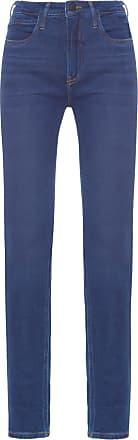 Calvin Klein Calça Jeans Five Pockets High Rise Skinny - Azul