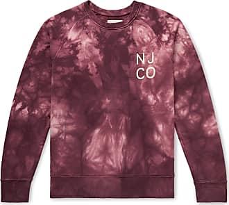 Nudie Jeans Marcus Logo Appliqued Organic Loopback Cotton