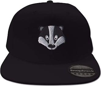 Bang Tidy Clothing Badger Black Snapback