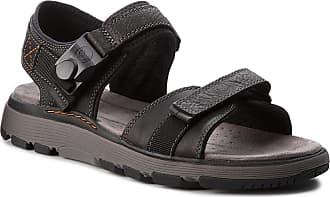 Sandales CLARKS Un Trek Part 261326127 Black Leather