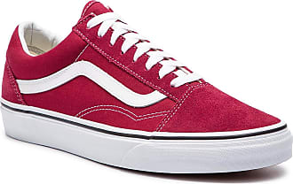 Vans Zapatillas de tenis VANS - Old Skool VN0A38G1VG41 Rumba Red True White 368a4cc1722