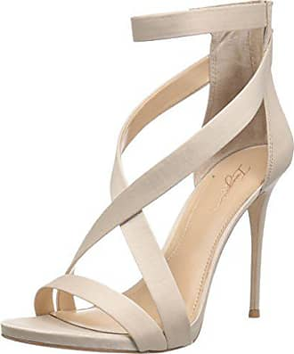 Imagine Vince Camuto Womens Devin Dress Sandal, LT Sand, 9.5 M US