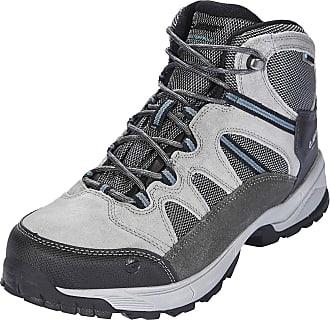 Hi-Tec Mens Bandera LITE Walking Boots, Charcoal/Blue, 11 UK