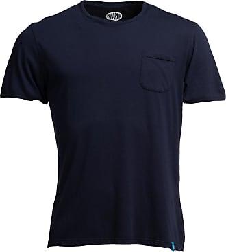 Panareha T-shirt con taschino MARGARITA blu marino
