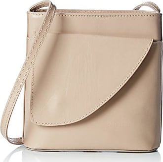 8e8f09a9ac Bags4less Linet - Borse a tracolla Donna, Pink (Nude), 6x18x18 cm (