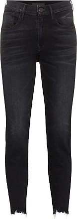 3x1 Authentic cropped skinny jeans - Black