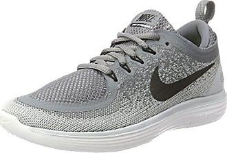 newest 00933 fd87c Nike Free Run Distance 2, Chaussures de Running Compétition femme, Gris  (Cool Grey