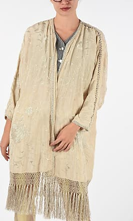 Forte_Forte Silk Embroidered Cardigan size 3