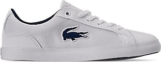 Lacoste Boys Big Kids Lerond Casual Shoes, White