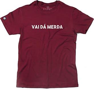 Stoned Camiseta Masculina Vai Dá M - Tsmvaidamx-bd-01