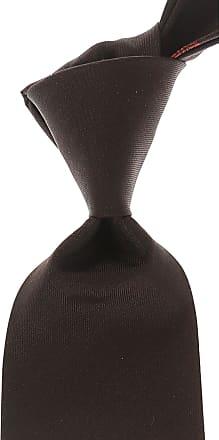 Vivienne Westwood Ties On Sale, Ebony, Silk, 2017, one size