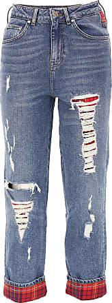 Tommy Hilfiger Jeans, Bluejeans, Denim Jeans für Damen Günstig im Outlet  Sale, Denim fc20acb944
