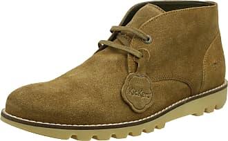 Kickers Mens Kymbo Chukka Classic Boots, Beige (Dark Sand), 7 UK 41 EU