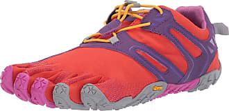 Vibram Fivefingers V-trail Womens Trail Running Shoes, Orange (Magenta/Orange Magenta/Orange), 5-5.5 UK (36 EU)