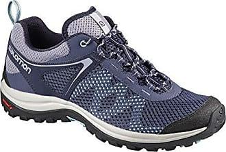6c89a3cd5 Salomon Ellipse MEHARI, Zapatillas de Senderismo para Mujer, Azul (Crown  Evening Canal Blue