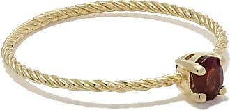 Wouters & Hendrix 18kt yellow gold Garnet ring