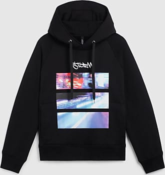 Neil Barrett City Lights Beefy Hoodie