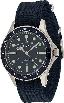 Timex Relógio Navi XL 41mm - Azul