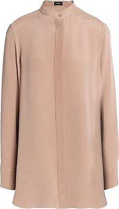 Joseph Joseph Woman Silk Crepe De Chine Shirt Sand Size 36
