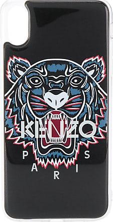 Kenzo Capa Tiger para iPhone XS Max - Preto