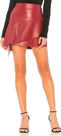 Joie Botan Skirt in Red