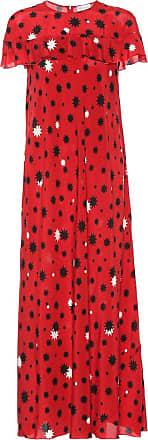 Red Valentino Maxikleid aus Seide
