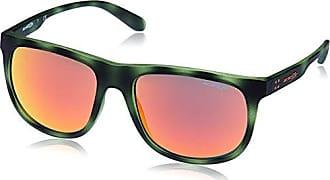 3e3a6eb2cc Arnette Crooked Grind Gafas de Sol, Matte Green Havana, 56 para Hombre