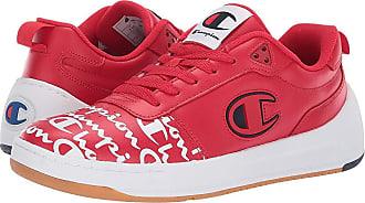 4c1c285cb Champion Super C Court Low Print (Red) Mens Classic Shoes