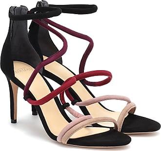 Alexandre Birman Gianny 85 suede sandals